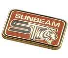 SUNBEAM TIGER LAPEL PIN (RECT) (P-SUN/TIGER2)