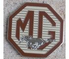MG Mustang Badge - Small