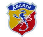 ABARTH DECAL (STK-106)