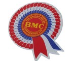 DECAL - BMC ROSETTE WINDOW (STK-30)