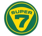 "DECAL - SUPER 7"" (STK-55)"