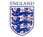 DECAL ENGLAND CREST