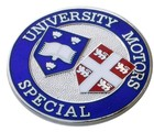 UNIVERSITY MOTORS SPECIAL BADGE