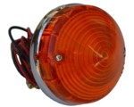 L691 FLASHER LAMP - AMBER S/P