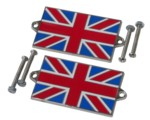 UNION JACK BODY BADGES