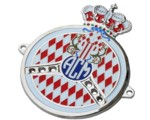 AUTOMOBILE CLUB OF MONACO - GRILLE BADGE