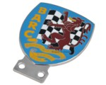 BRITISH AUTOMOBILE RACING CLUB GRILLE BADGE