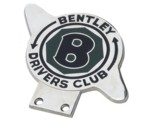BENTLEY DRIVERS CLUB GRILLE BADGE