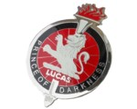 LUCAS PRINCE OF DARKNESS GRILLE BADGE