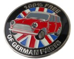 MINI GRILLE BADGE