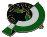 NURBURGRING GRILLE BADGE