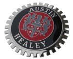 AUSTIN HEALEY GRILLE BADGE