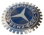 GRILLE BADGE - MERCEDES
