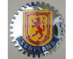 Scottish Grille Badge