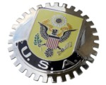AMERICAN EAGLE GRILLE BADGE