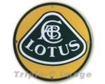 Lotis Enamel Sign