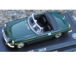 MG MGB diecast - British Racing Green