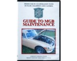 MGB Maintenance DVD