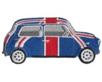 MINI CAR - UNION JACK