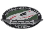 PATCH - AUSTIN-HEALEY BONNEVILLE 1954