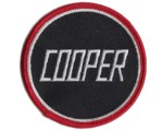PATCH - COOPER BLACK