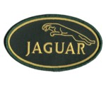 PATCH - JAG. LEAPER OVAL