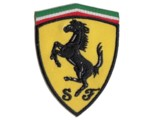 FERRARI SEW ON PATCH