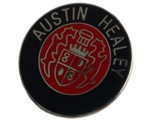 AUSTIN-HEALEY LOGO LAPEL PIN