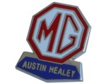 LAPEL PIN - MG & AUSTIN-HEALEY