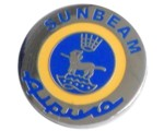 SUNBEAM ALPINE LOGO LAPEL PIN