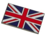 UNION JACK LAPEL PIN