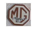 MG Mustsang Badge