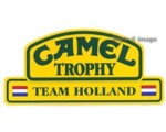GEN. CAMEL TROPHY TEAM HOLLAND DECAL