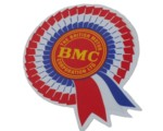 DECAL - BMC ROSETTE WINDOW