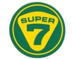DECAL - SUPER 7""