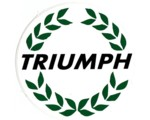 DECAL - TRIUMPH LAUREL