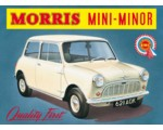 Sign - Morris Mini Minor