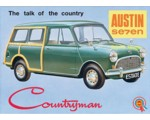 SIGN - MINI COUNTRYMAN