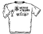 WE HAVE A TRIUMPH - KIDS TEE SHIRT