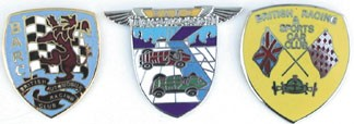 MOTORING GOLDEN ERA 3 LAPEL PIN SET (SPECIAL#27)