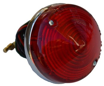 L691 STOP/TAIL D/P RED LAMP (54296)
