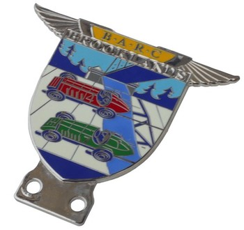 BROOKLANDS - GRILLE BADGE (BGE_BROOK)