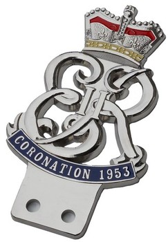 CORONATION GRILLE BADGE (BGE_COR)