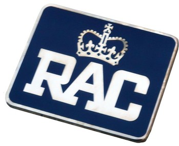 GRILLE BADGE - RAC - RECTANGULAR (BGE_RAC3)