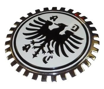 ADAC CAR CLUB GRILLE BADGE (BGE_STAD)