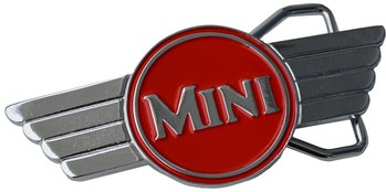 BELT BUCKLE MINI - RED (BUCKLE_MINI/RED)