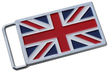UNION JACK BELT BUCKLE (BUCKLE_UJ)