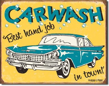 SIGN - CARWASH (D1190)