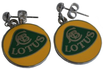 EARRINGS LOTUS (EAR-LTS)