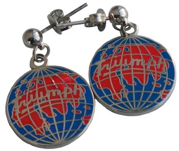 EARRINGS TRIUMPH WORLD (EAR-TRW)